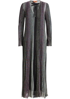 Missoni Metallic Kaftan