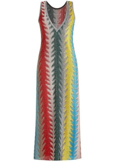 Missoni Metallic Maxi Dress