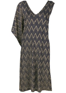 M Missoni metallic sheen kaftan dress