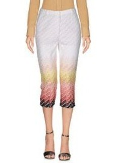 MISSONI - Cropped pants & culottes