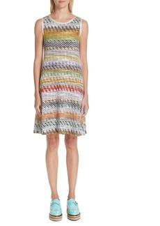 Missoni Knit Shift Dress