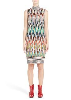Missoni Knit Turtleneck Dress