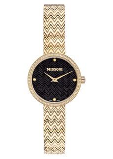 Missoni M1 Joy Bracelet Watch, 29mm (Nordstrom Exclusive)