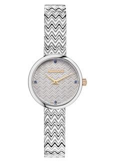 Missoni M1 Joy Topaz Bracelet Watch, 29mm (Nordstrom Exclusive)