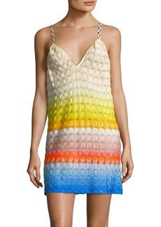 Missoni Knit V-Neck Dress
