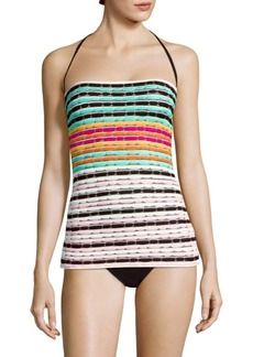 Missoni Maglieria Balzettine Tankini Top
