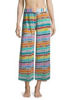 Missoni Multicolor Lurex Pants