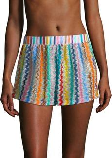 Missoni Multicolor Swirly Shorts