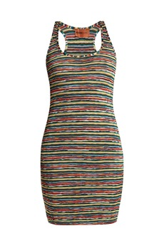 Missoni Mare Riga fitted dress