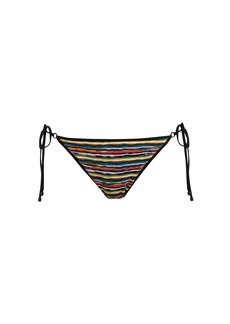 Missoni Mare Riga tie-side bikini briefs