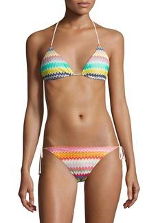 Missoni Two-Piece Chevron Bikini Set