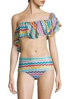 Missoni Two-Piece Chevron Bikini Set