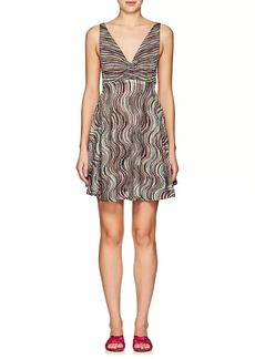 Missoni Mare Women's Sleeveless Babydoll Dress