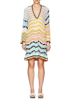 Missoni Mare Women's Striped V-Neck Dress