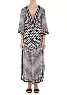 Missoni Mare Women's Zigzag-Knit Caftan