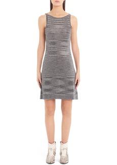 Missoni Metallic Sweater Dress