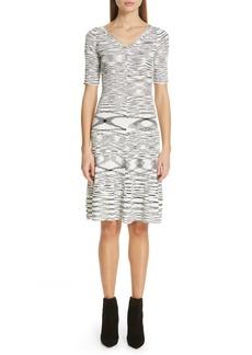 Missoni Micro Rib Knit Dress