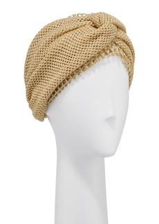 Missoni Mixed Knit Knotted Headband