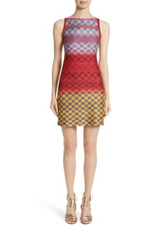Missoni Multi Pattern Knit Dress