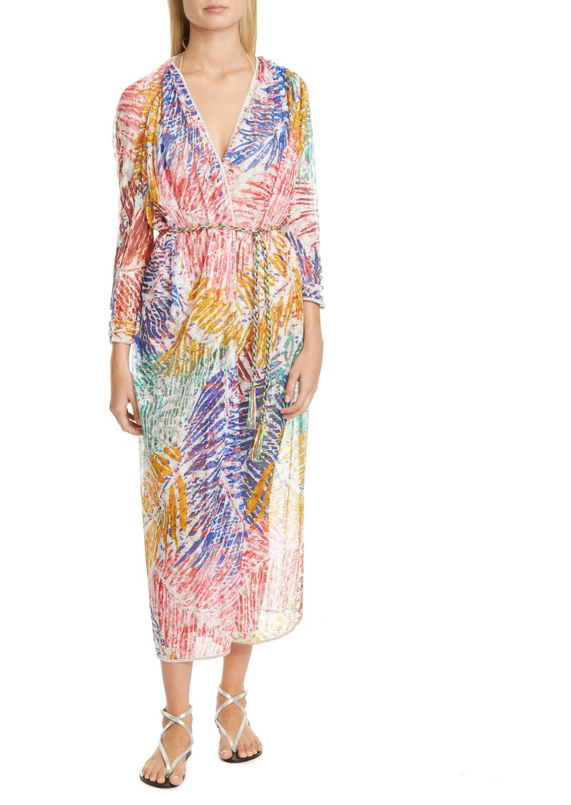 Missoni Multicolor Knit Cover-Up