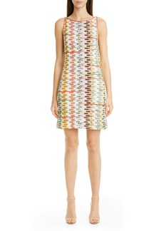 Missoni Multicolor Sleeveless Sweater Dress