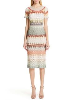 Missoni Pointelle Sweater Dress