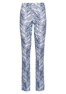 Missoni Straight Leg Knit Pants