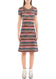 Missoni Stripe Knit Dress