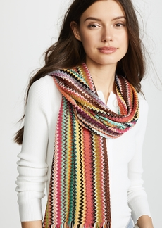 Missoni Striped Scarf
