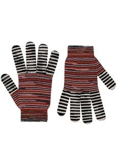 Missoni striped gloves