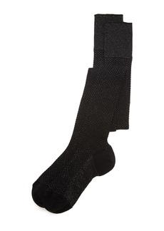 Missoni Thigh High Zig Zag Socks