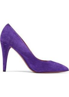 Missoni Woman Suede Pumps Purple