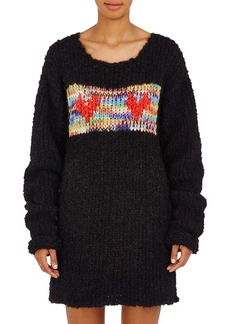 Missoni Women's Alpaca-Blend Elongated Sweater