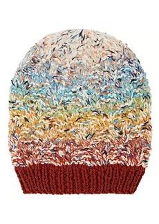 Missoni Women's Mixed-Stitch Wool-Blend Hat