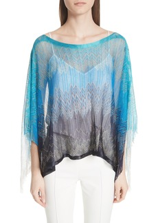 Missoni Zigzag Cover-Up Tunic
