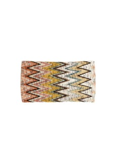 Missoni Zigzag-knitted headband