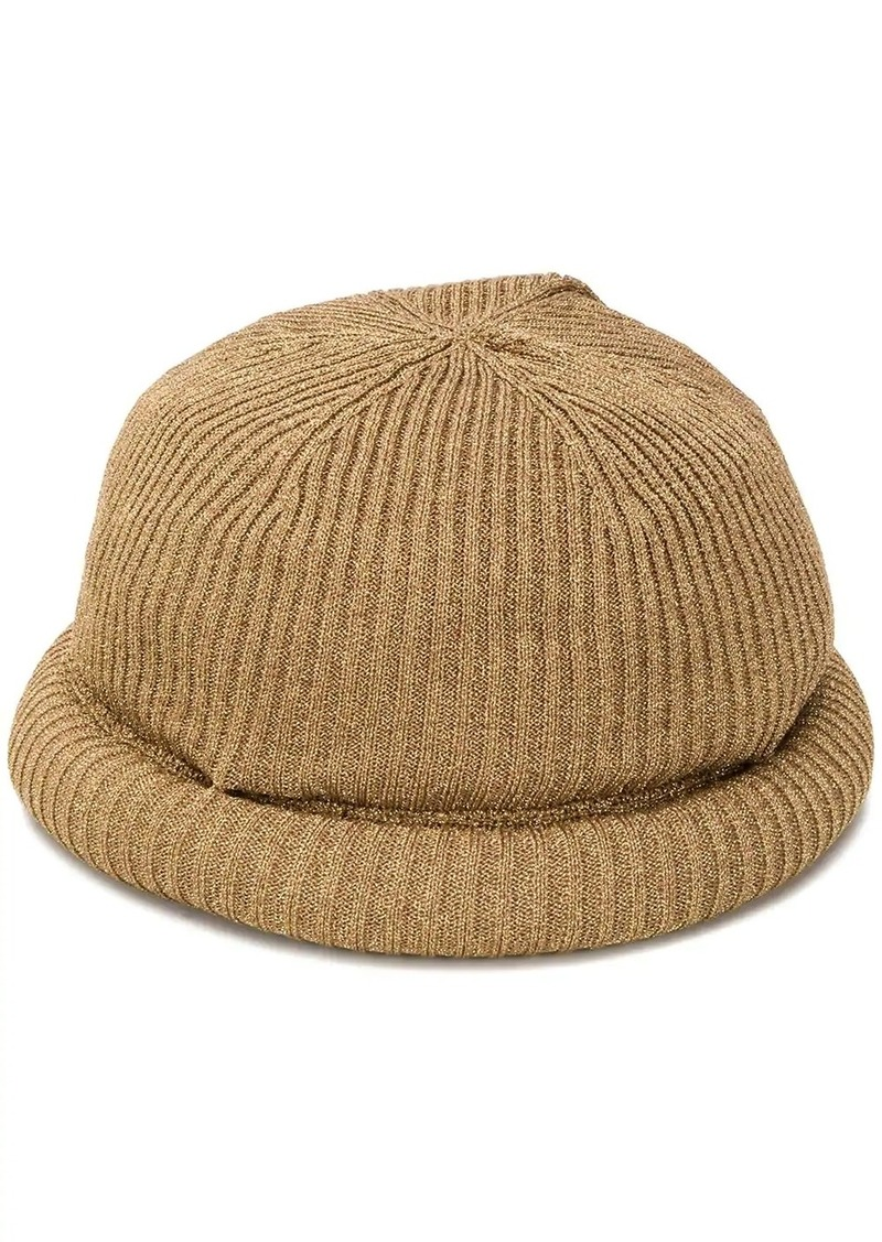 Missoni mottled weave hat