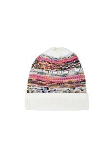 Missoni Multicolored Knit Hat