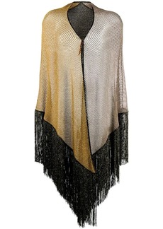Missoni multicolour fringed shawl