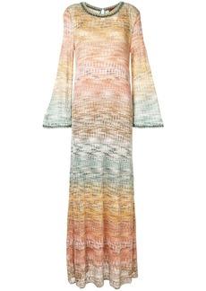 Missoni multicoloured sweater dress