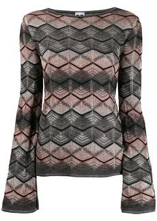 M Missoni patterned jumper