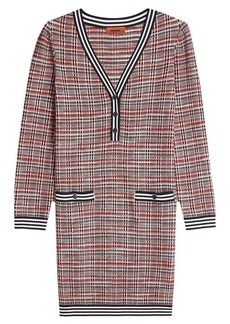 Missoni Printed Wool Dress
