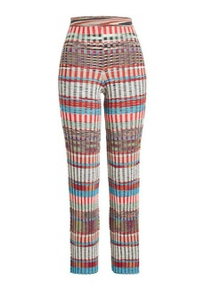 Missoni Printed Wool Pants