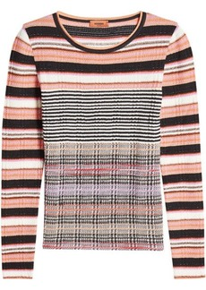 Missoni Pullover with Wool