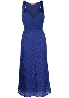 Missoni rib-knit dress
