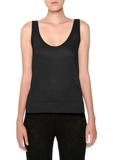 Missoni Scoop-Neck Lurex® Knit Tank Top