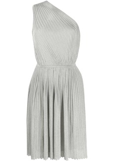 Missoni short one-shoulder dress