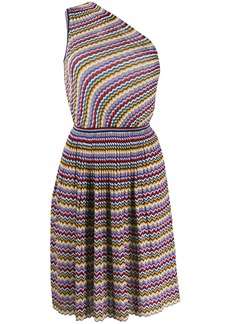 Missoni short zigzag dress