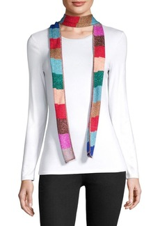 Missoni Skinny Colorblock Scarf