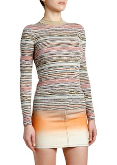 Missoni Spacedye High-Neck Sweater
